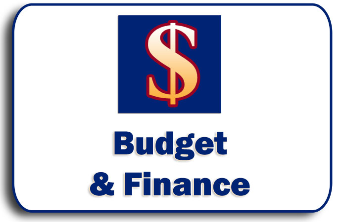 Budget and Finance Graphic