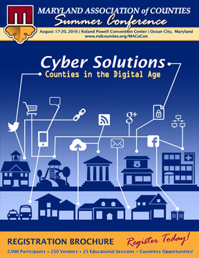 Cover of 2016 Summer Conference Document